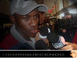 Entrevista com Ramires