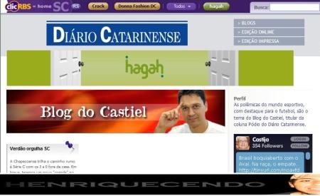 diário catarinense